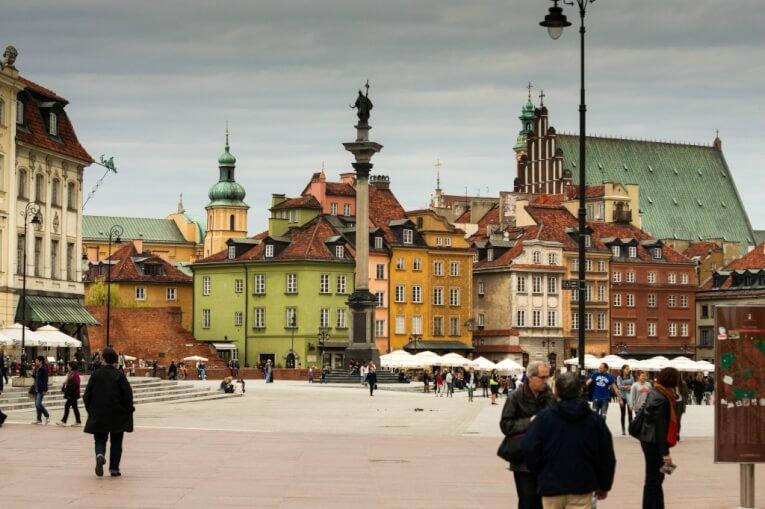 Варшава. Город, возрожденный из пепла