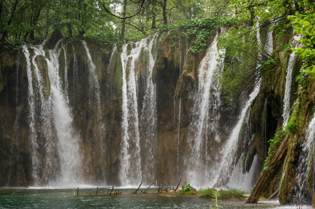 Плитвицкие озера Хорватии — чудо природы