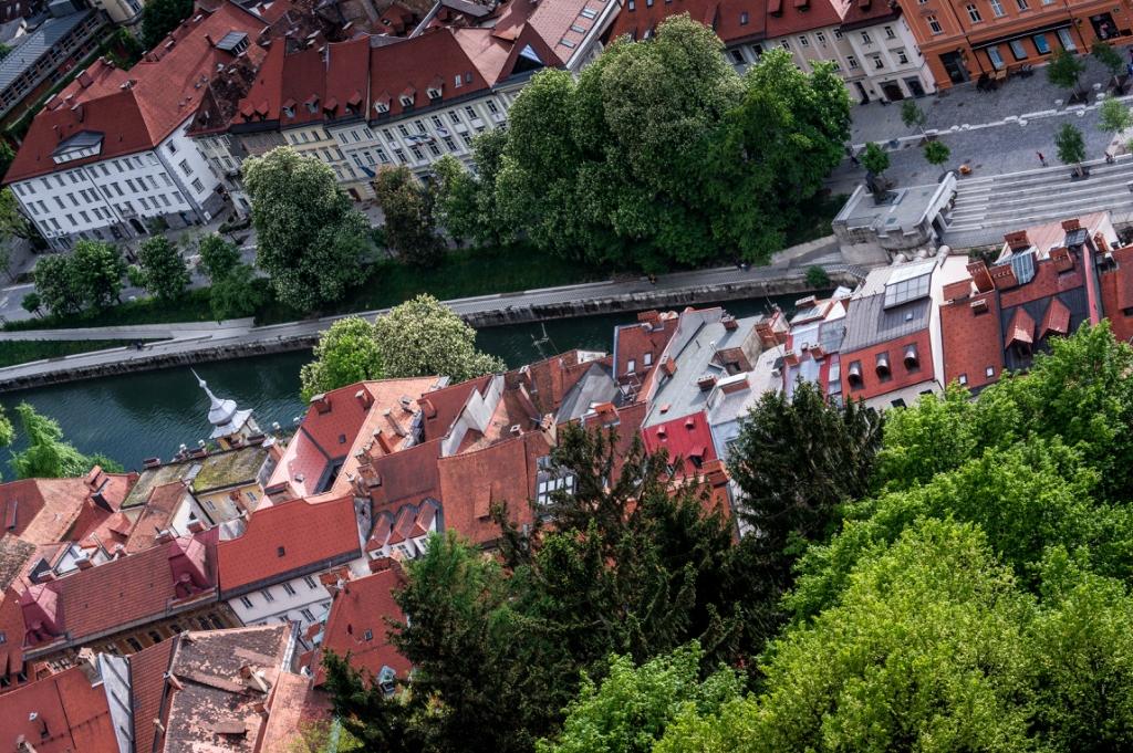 Уютная Любляна, Словения