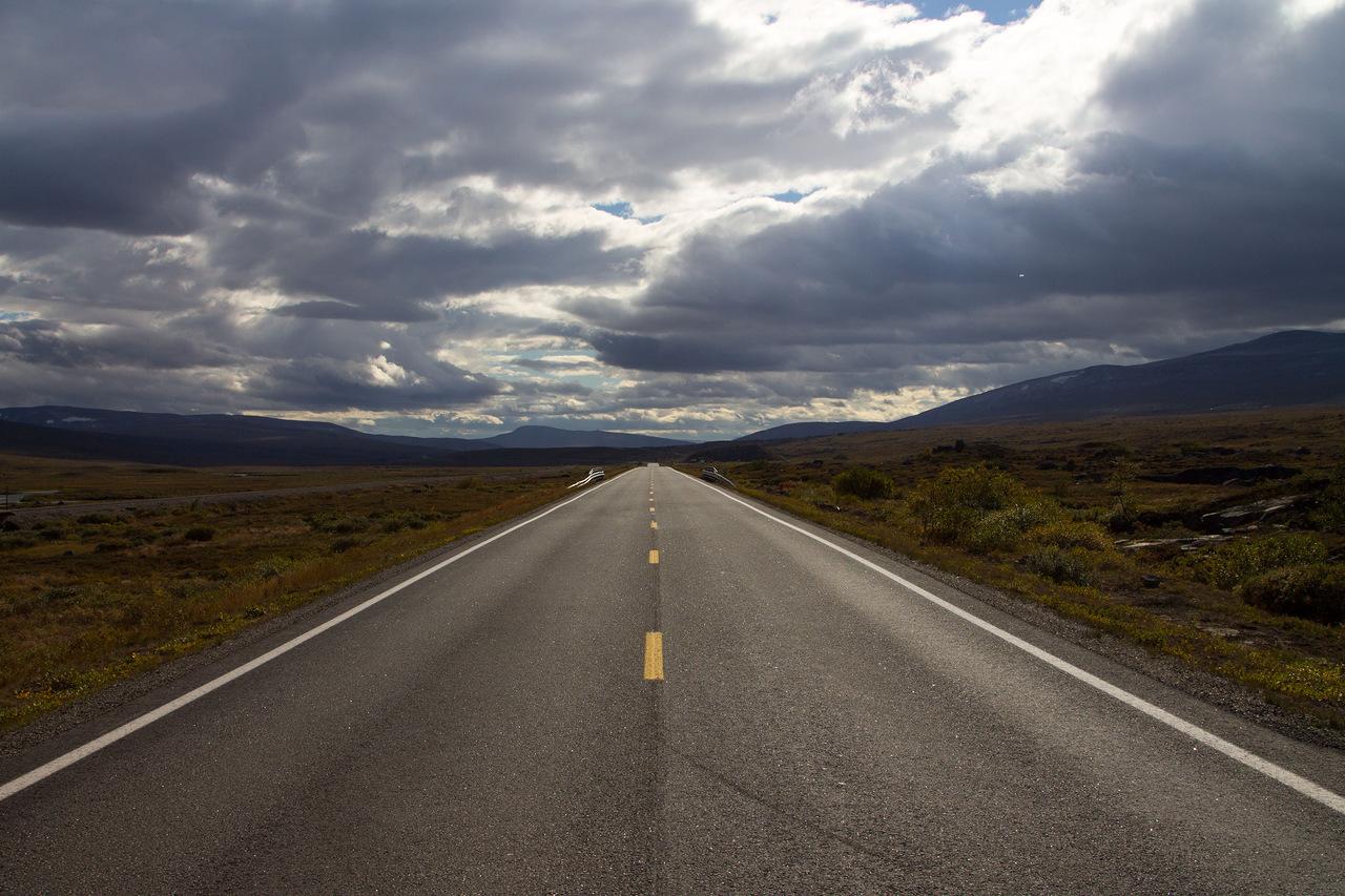 В Норвегию на машине. Часть 4. Тропа Троллей и Атлантическая дорога