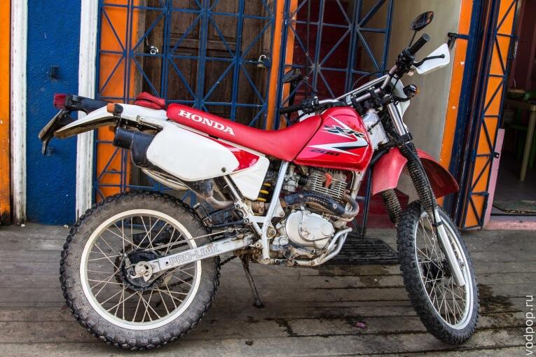 Как арендовать мотоцикл на Филиппинах