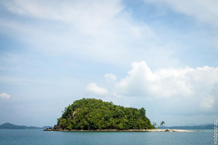 Сан Висенте. Самые красивые острова Филиппин