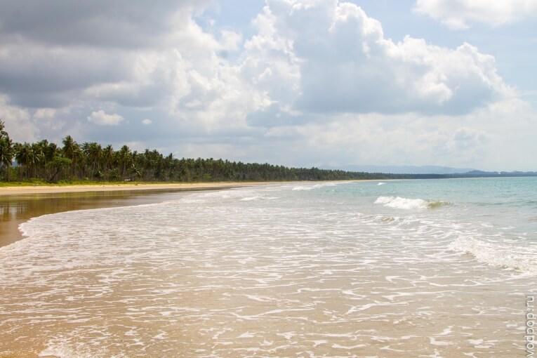Лонг Бич: самый длинный пляж на Филиппинах