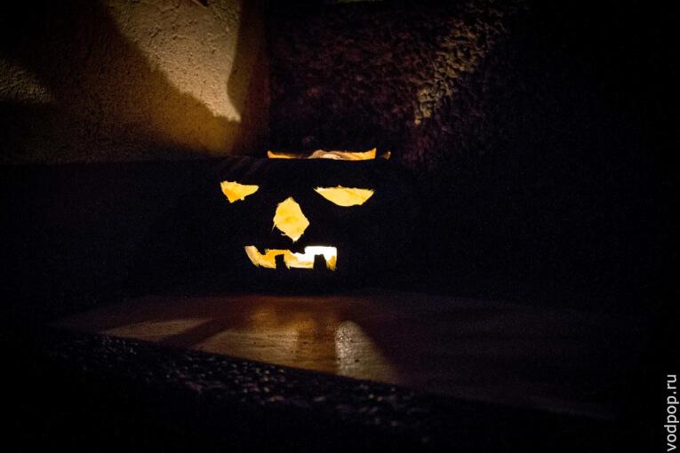 Арт Кафе в Эль Нидо. Как мы отмечали Хеллоуин