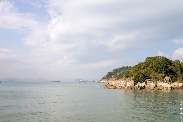 Остров Ламма. Как снабжают электричеством Гонконг