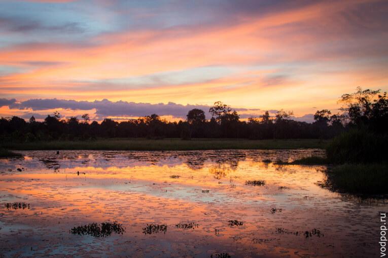 Дороги Камбоджи. На пути к кхмерам.