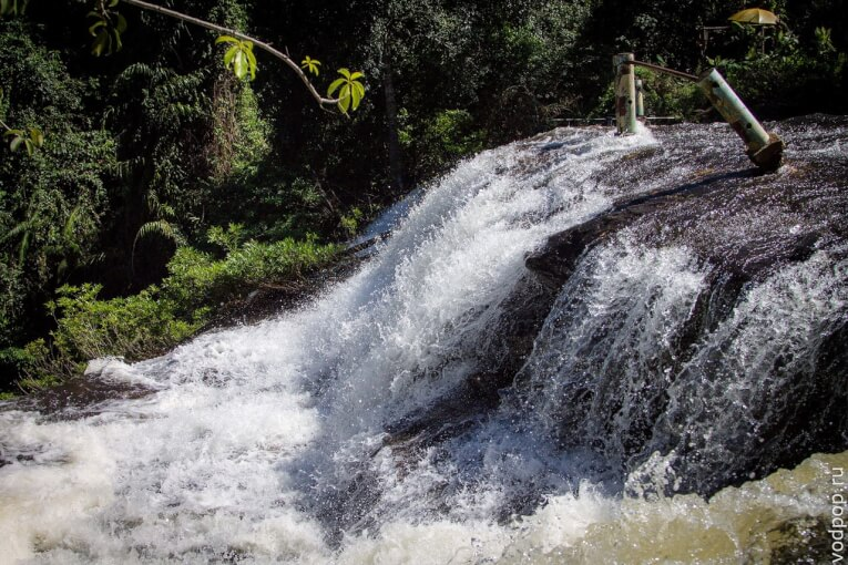 Пном Кулен. Храм, водопад и завораживающий ручей 1000 линг