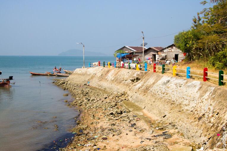 Наше первое знакомство с Мьянмой. Почему они раскрашивают лица?