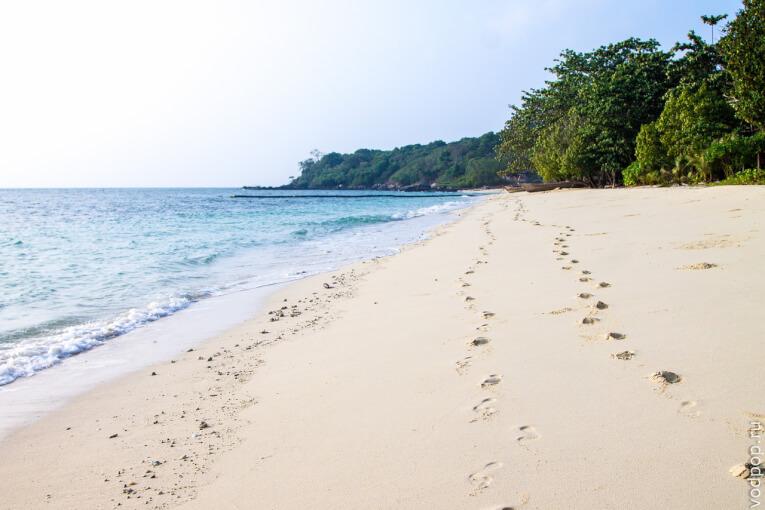 Остров Бон. Самый безлюдный остров на Пхукете