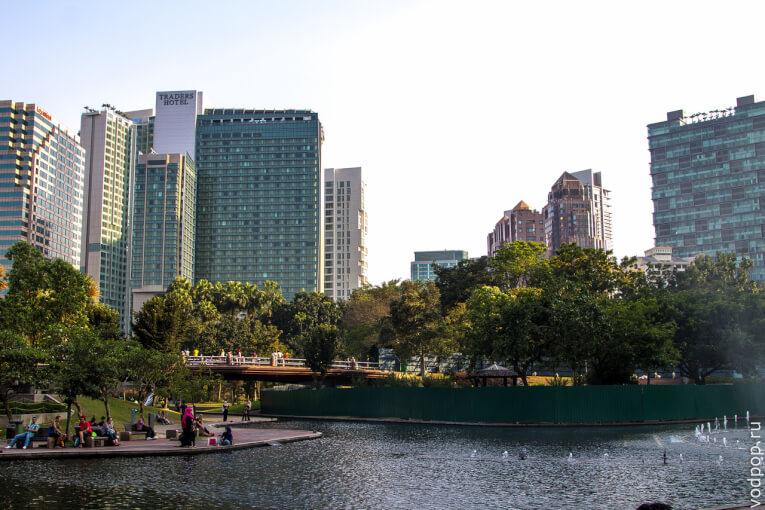 Что посмотреть в Куала-Лумпур за один день