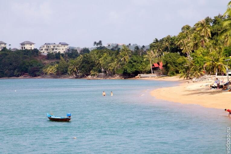 Райский остров Самуи