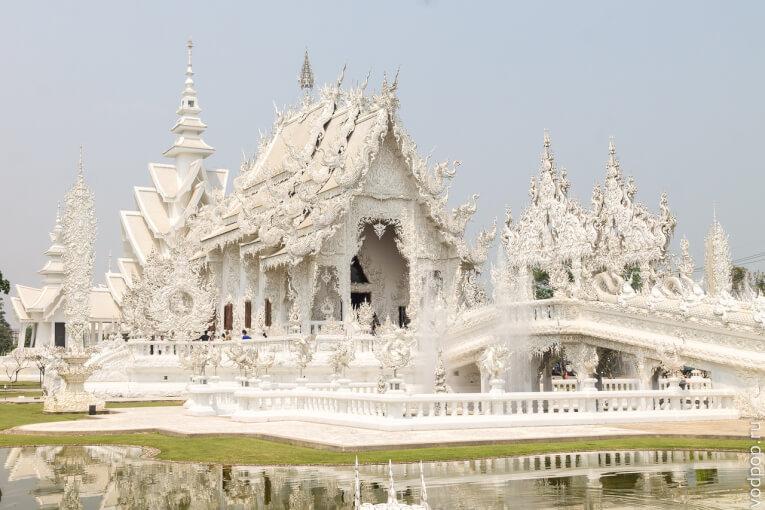 Чианг Рай. Белый храм