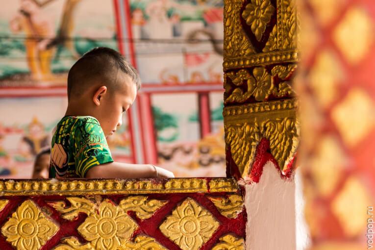 Визаран в Лаос из Чианг Мая. Впечатления