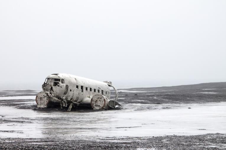 Исландия зимой. Часть 2. Южная Исландия