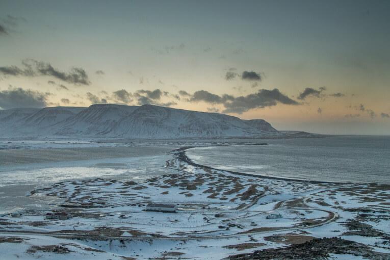 Исландия зимой. Часть 4. Самый север