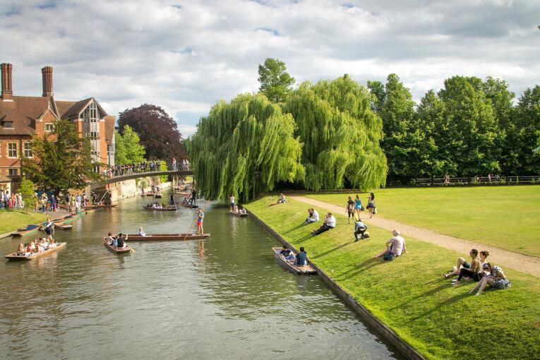 Что посмотреть в Англии. Часть 1: Кембридж, Элай и Петерборо