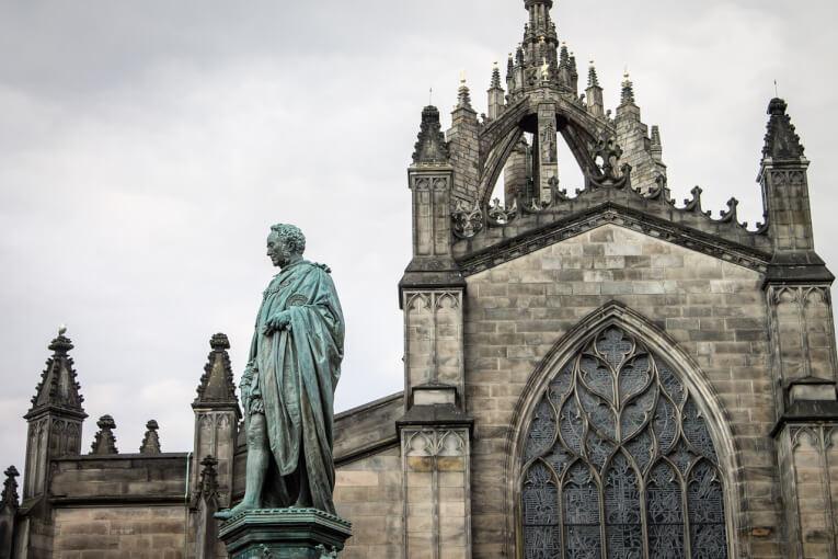 Что посмотреть в Шотландии. Часть 1: Достопримечательности Эдинбурга