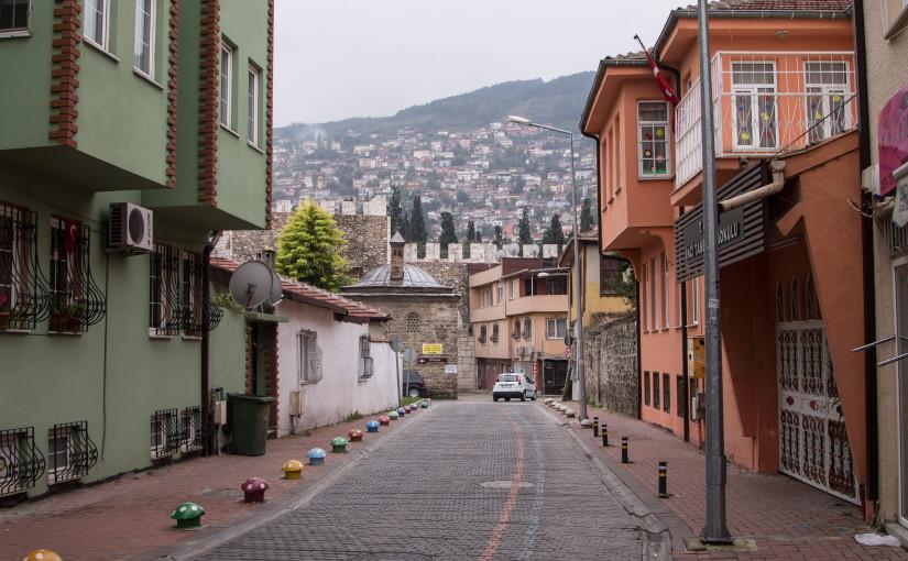 В Турцию самостоятельно. Достопримечательности Бурсы