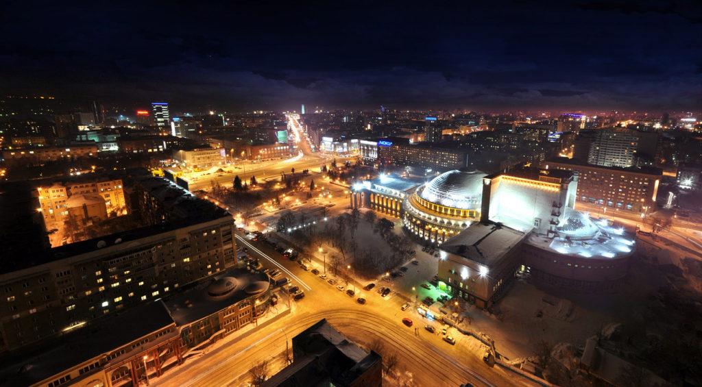 Что посмотреть в Новосибирске за один день куда сходить с детьми зимой летом Маршрут на карте интересные места и развлечения