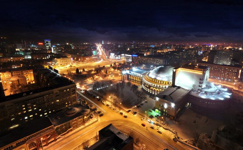 10 мест куда сходить в Новосибирске