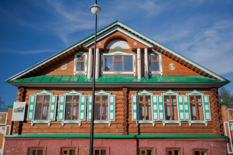 Дом татарской культуры и ремесла в Казани