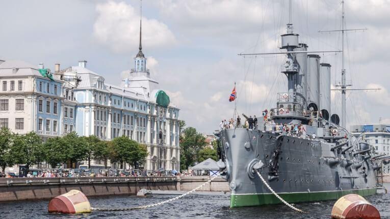 Фото Крейсер Аврора сходить с ребенком в Санкт-Петербурге