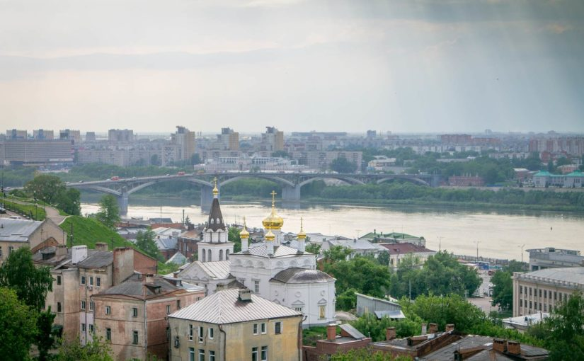 10 мест куда сходить в Нижнем Новгороде